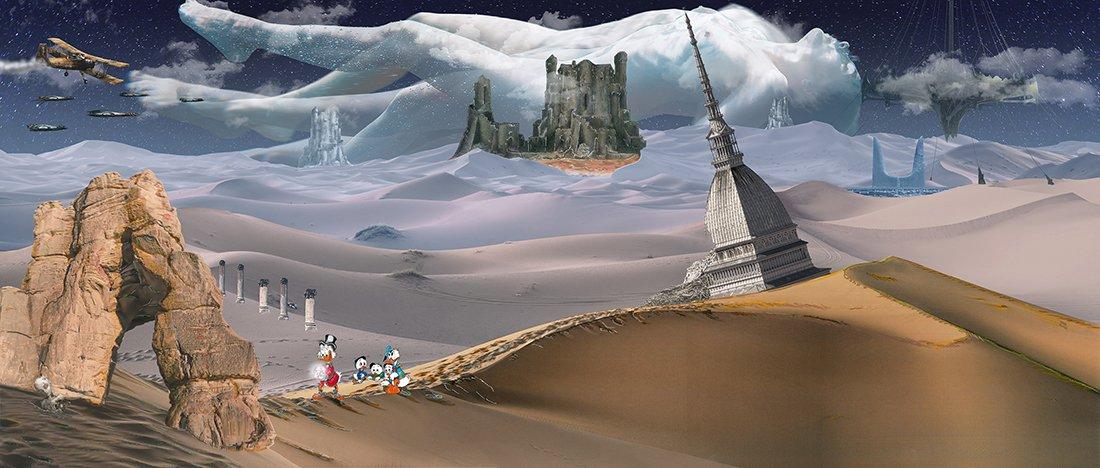 La Torre sull'orlo del tempo