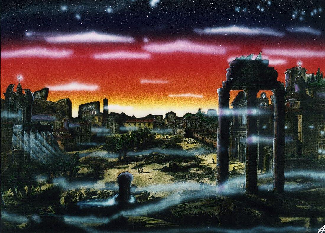 Le Sentinelle nel cieo