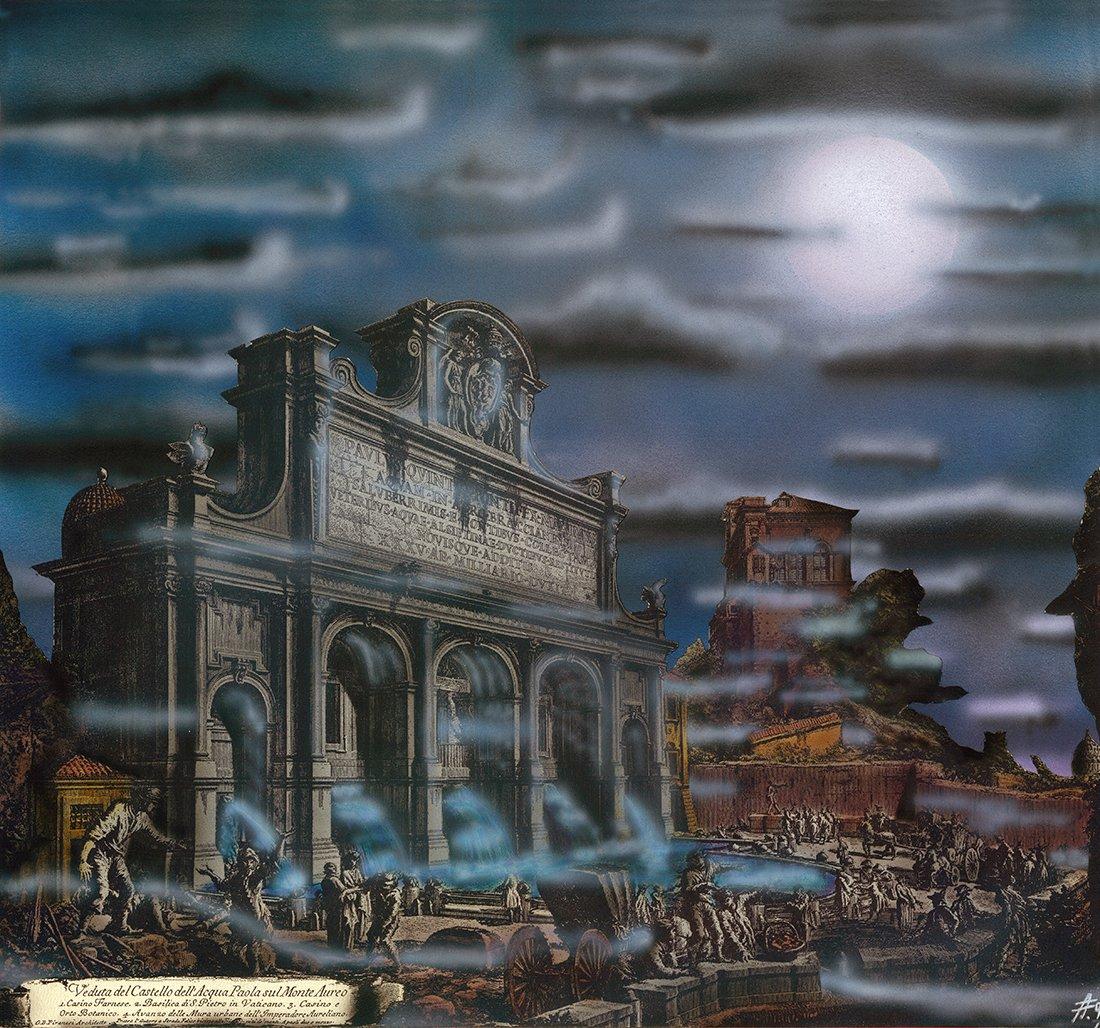 Notturno al Gianicolo