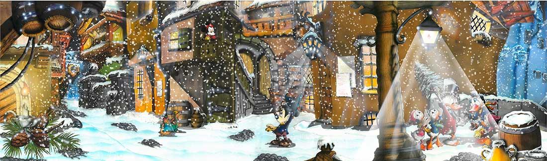 Night Beafore Christmas
